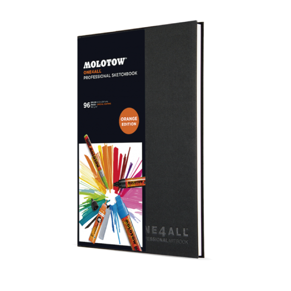 BLOCO ONE4ALL PROFESSIONAL SKETCHBOOKS A4 HOCHFOR