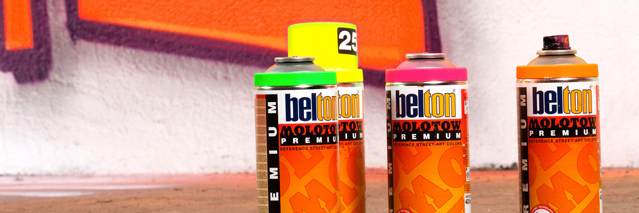 Spray Belton Molotow